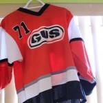 Le chandail de GUS